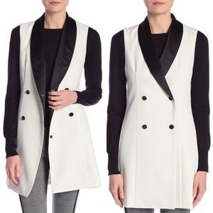 Dress Forum Nordstrom NWT double breasted vest